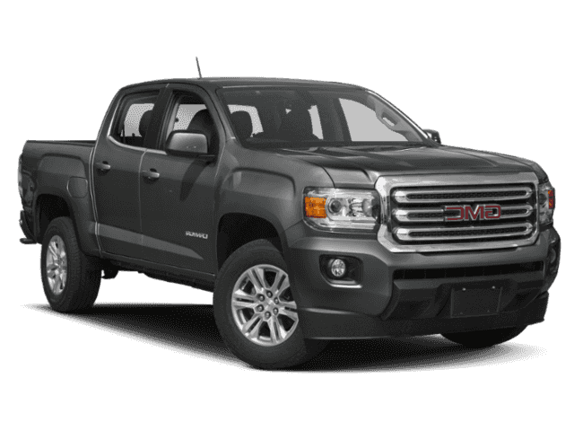New 2019 GMC Canyon 4WD Crew Cab 128.3 SLE