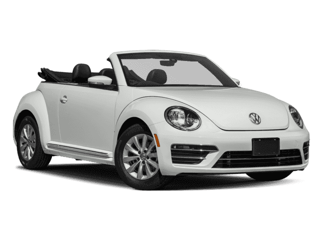 New 2018 Volkswagen The Beetle Convertible Coast 2.0T 6sp at w/Tip