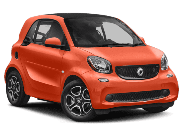 New 2018 Smart Fortwo Electric Drive Cpé
