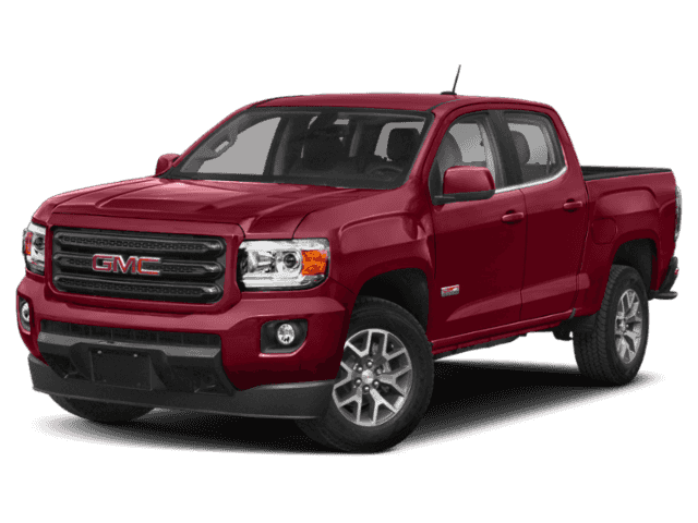 2019 GMC Canyon Crew 4x4 All Terrain / Short Box