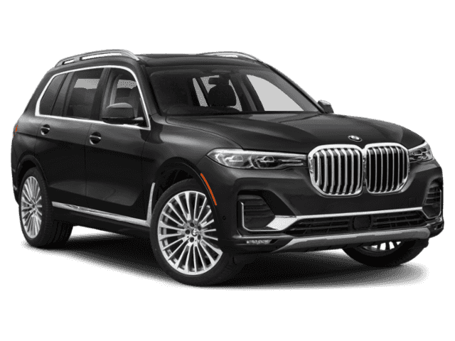 New 2020 BMW X7 xDrive40i With Navigation & AWD