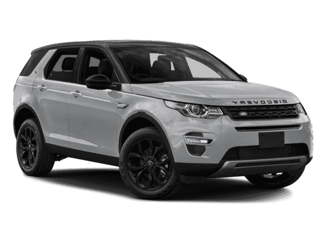 New 2017 Land Rover Discovery Sport Hse Luxury Suv In