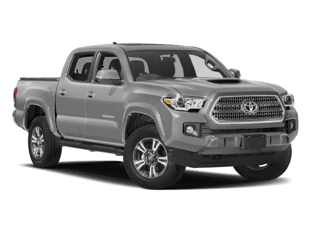 New 2018 Toyota Tacoma Trd Sport Double Cab 5 Bed V6 4x4