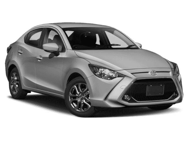 New 2019 Toyota Yaris Sedan YARIS