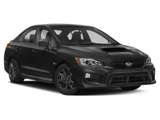 New 2020 Subaru WRX Base Trim Level