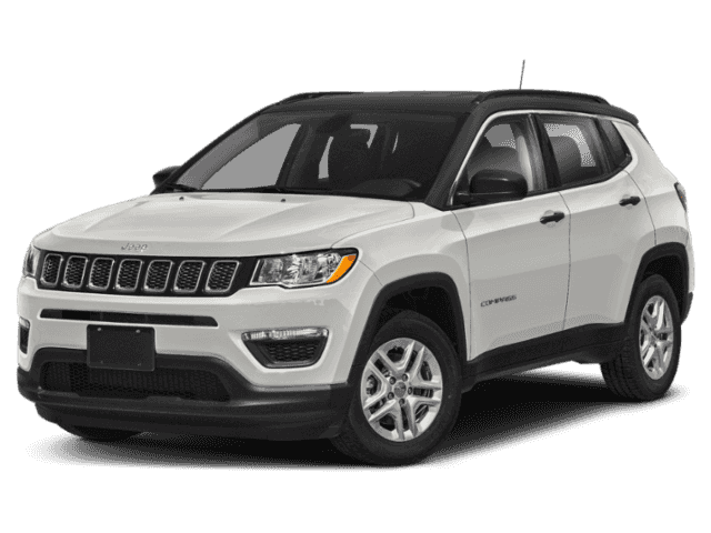 New 2021 Jeep Compass Limited 4WD
