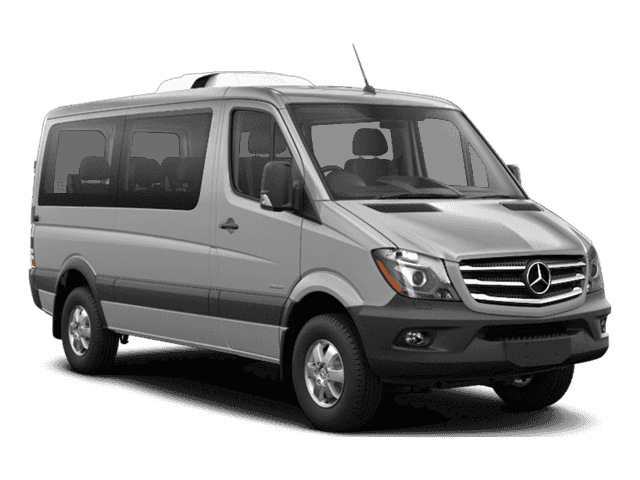 New 2016 Mercedes-Benz Sprinter 2500 Passenger Van