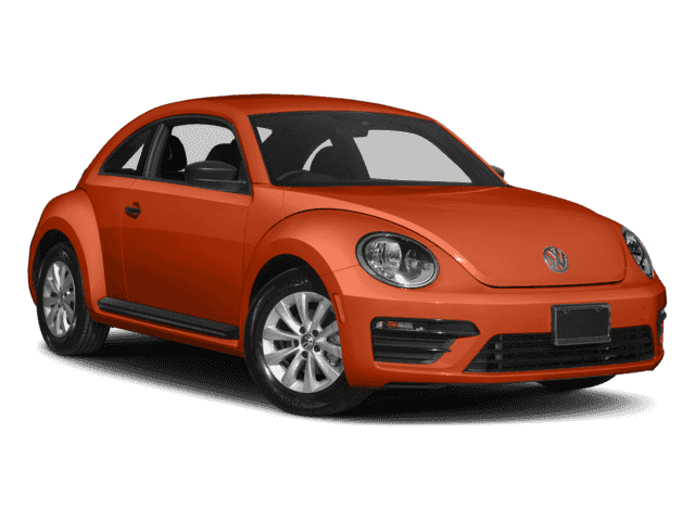New 2018 Volkswagen The Beetle Coast 2.0T 6sp at w/Tip