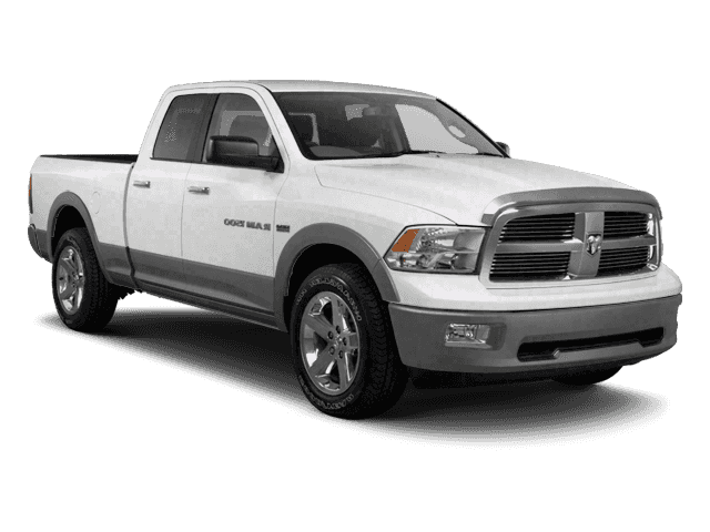 Pre-Owned 2012 RAM 1500 SLT 4WD