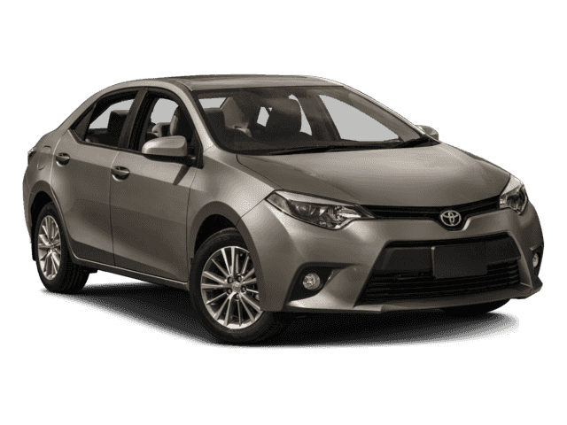 Pre Owned 2016 Toyota Corolla Le
