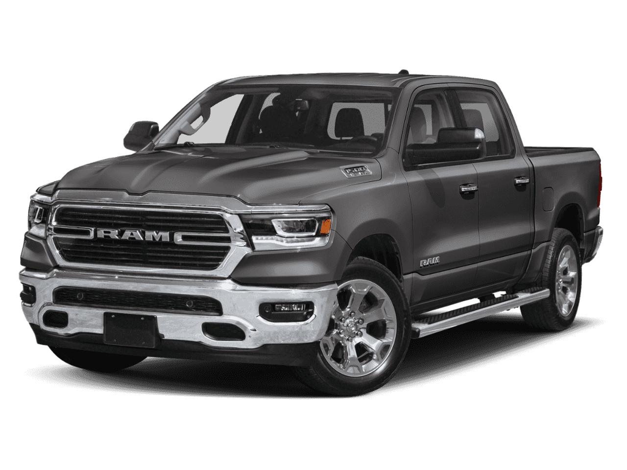 "NEW 2020 RAM 1500 BIG HORN CREW CAB 4X4 5'7"" BOX"