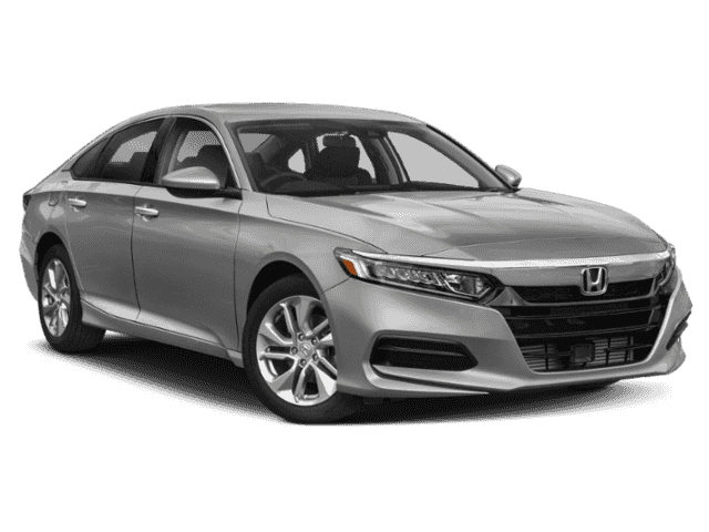 New Honda Accord >> New 2019 Honda Accord Sedan Lx 1 5t Cvt