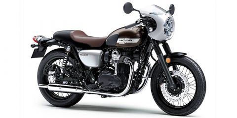 New 2019 Kawasaki W800 Cafe Cruiser
