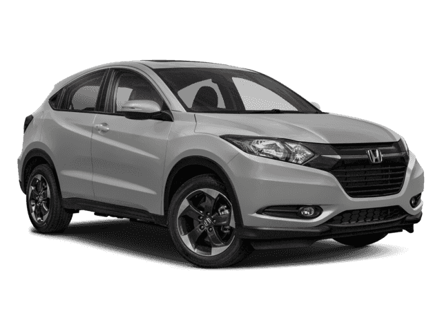 New 2018 Honda HR-V EX AWD