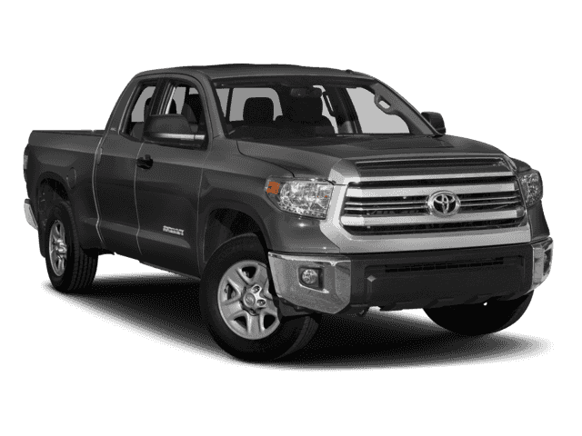 New 2017 Toyota Tundra SR5 4D Double Cab 4WD