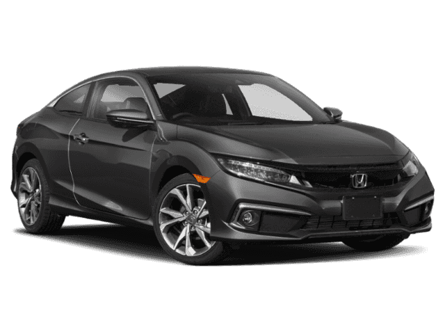 New 2019 Honda Civic Coupe Touring CVT