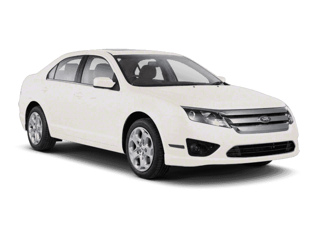 Pre-Owned 2012 Ford Fusion