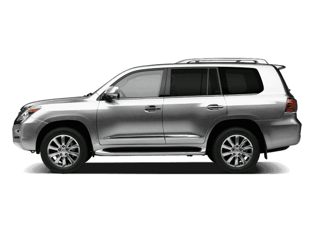 Pre-Owned 2011 Lexus LX 570 4WD 4dr