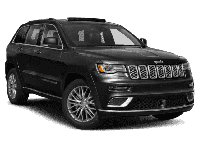 New 2019 Jeep Grand Cherokee Summit | Ventilated Seats | Sunroof | Navigation