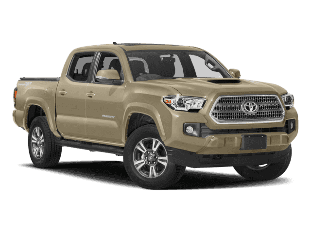 New Toyota Tacoma TRD Sport Double Cab