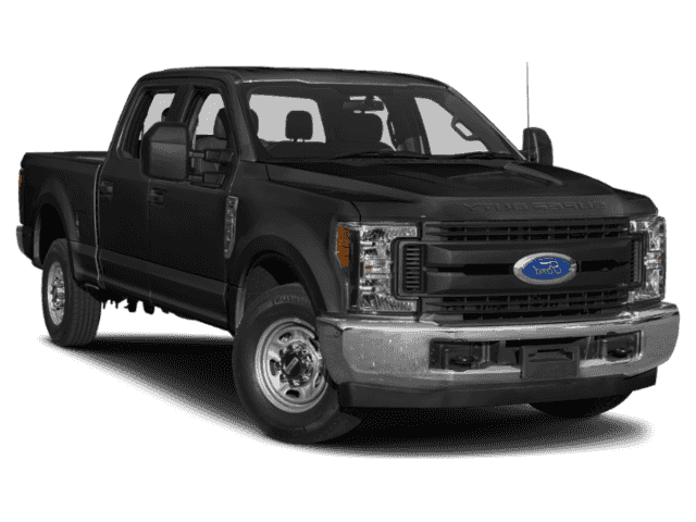 New 2019 Ford F-250 Super Duty XL