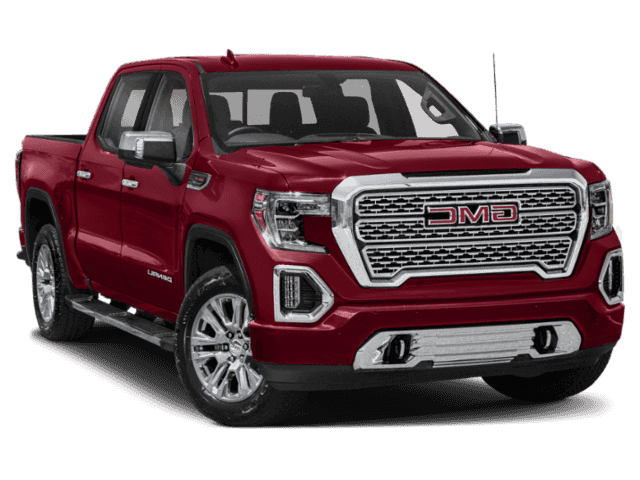 New 2020 GMC Sierra 1500 Denali With Navigation & 4WD