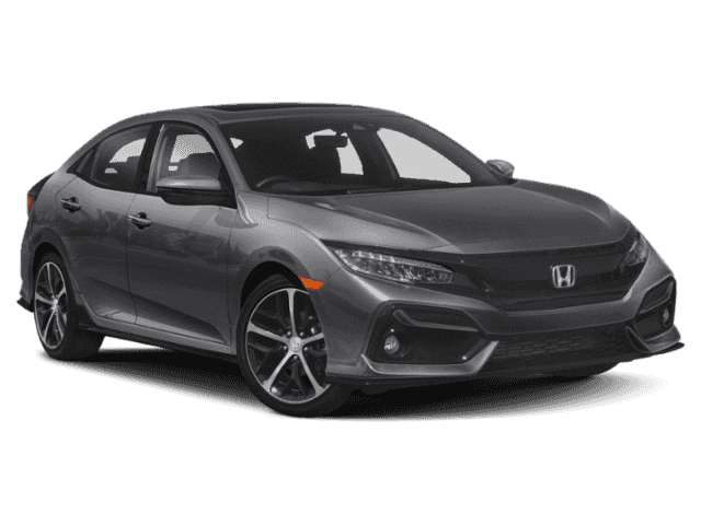 New 2020 Honda Civic Hatchback Sport Touring