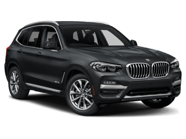 New 2019 BMW X3 xDrive30i With Navigation & AWD
