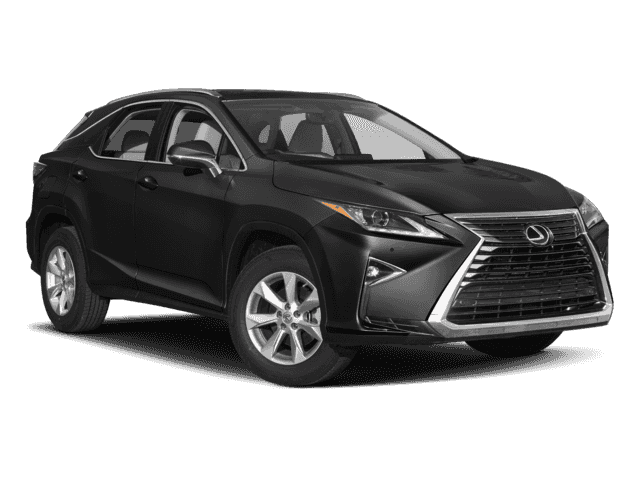 New 2018 Lexus RX 350 Base AWD