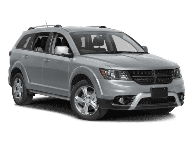 2017 Dodge Journey Crossroad AWD V6 | Sunroof | Navigation | DVD