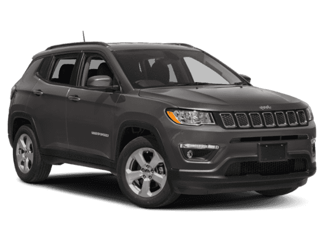 New 2019 Jeep Compass Trailhawk 4WD