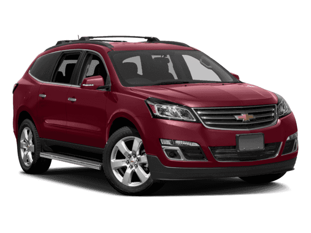 New 2017 Chevrolet Traverse LT
