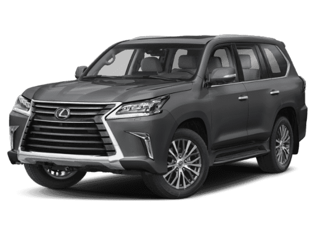 2019 Lexus LX 570 THREE-ROW Three-Row