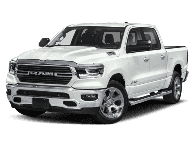 New 2019 RAM All-New 1500 RAM 1500 BIG HORN / LONE STAR CREW CAB 4X4 (144.5 IN WB 5 FT 7 IN BOX)