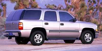 Pre-Owned 2004 CHEVROLET TAHOE BASE