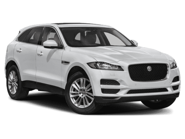 New 2020 Jaguar F-PACE 25t Checkered Flag With Navigation & AWD