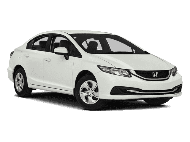 Pre-Owned 2014 Honda Civic Sedan LX Front Wheel Drive Sedan