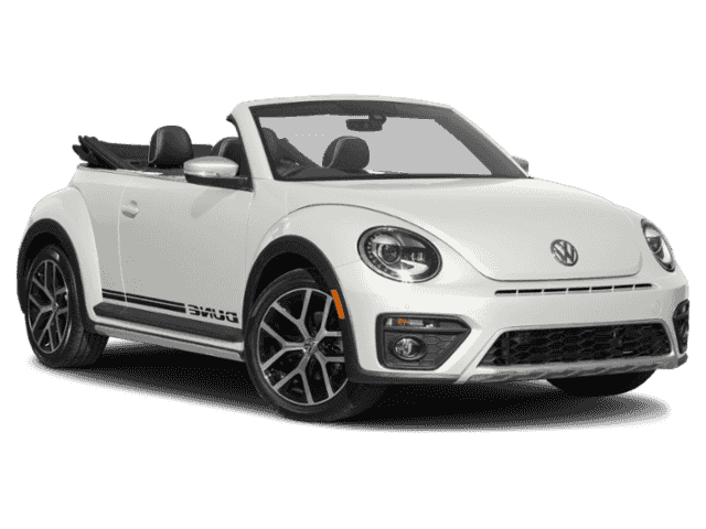 New 2018 Volkswagen The Beetle Dune Convertible 2.0T 6sp at w/Tip
