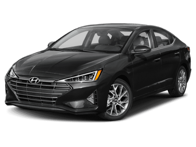 New 2020 Hyundai Elantra Limited FWD 4D Sedan