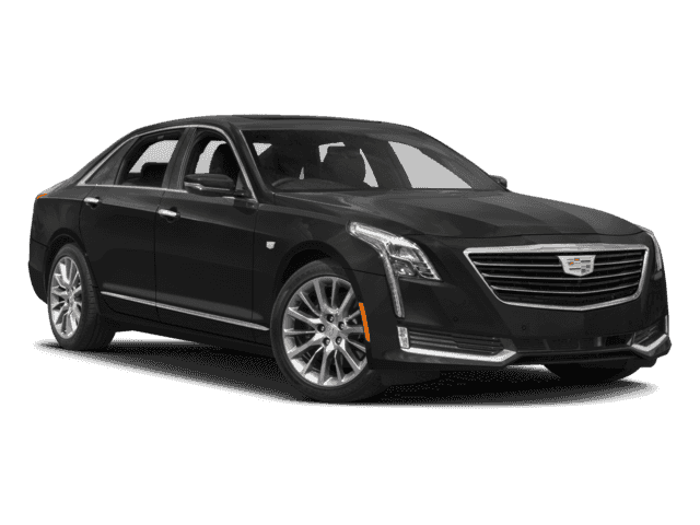 New Cadillac CT6 Sedan Premium Luxury AWD