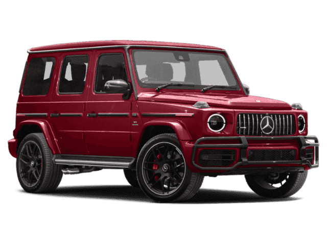 New 2019 Mercedes-Benz G-Class Base