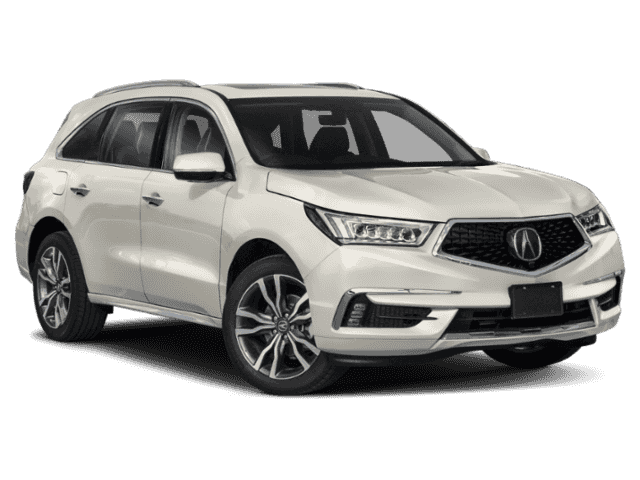 New 2020 Acura MDX Advance Package With Navigation & AWD