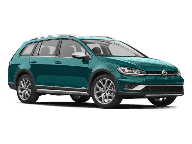 New 2018 Volkswagen Golf Alltrack 1.8T DSG 6sp at w/Tip 4MOTION