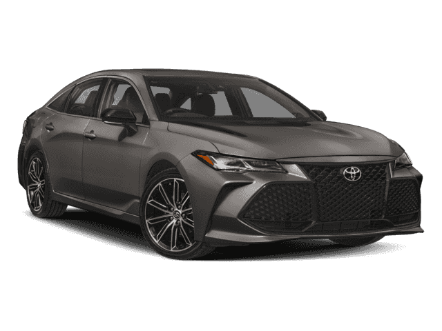New 2019 Toyota Avalon Touring w/accessories (see description)