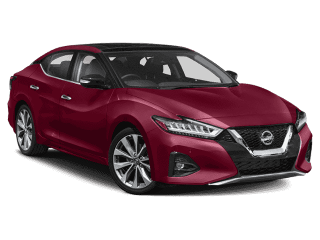 New 2019 Nissan Maxima SV FWD 4dr Car