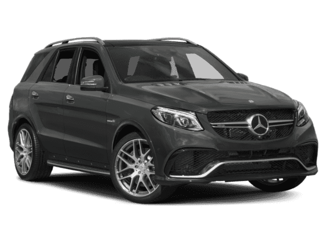 New 2018 Mercedes-Benz GLE AMG® GLE 63 4MATIC SUV