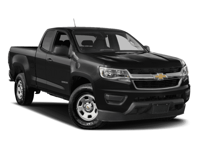 New 2017 Chevrolet Colorado Work Truck