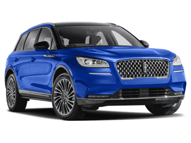 New 2020 Lincoln Corsair Standard