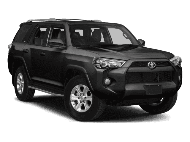 All Black 4runner >> New 2018 Toyota 4runner Sr5 4d Sport Utility In Victoria 5169486