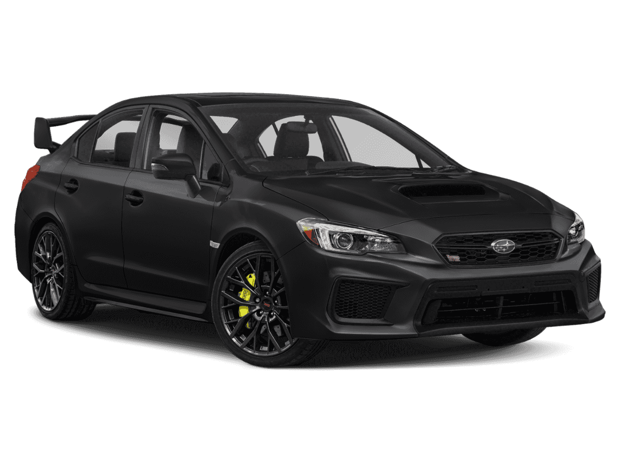 2019 Subaru WRX STI Limited With Navigation & AWD